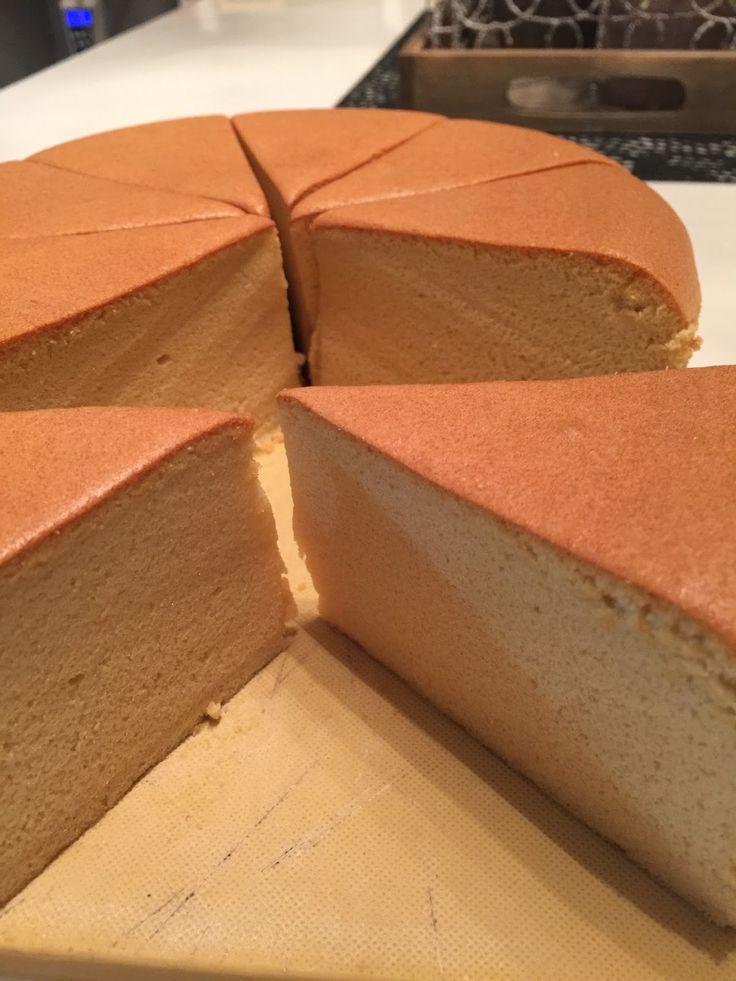 Baking Mom: Gula Melaka Spongecake