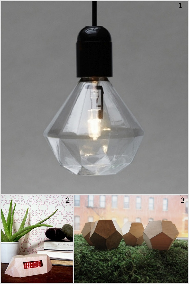 inspiration and realisation: DIY Fashion + Home: Do-Inspire-Yourself #13 // diamonds made of wood!!