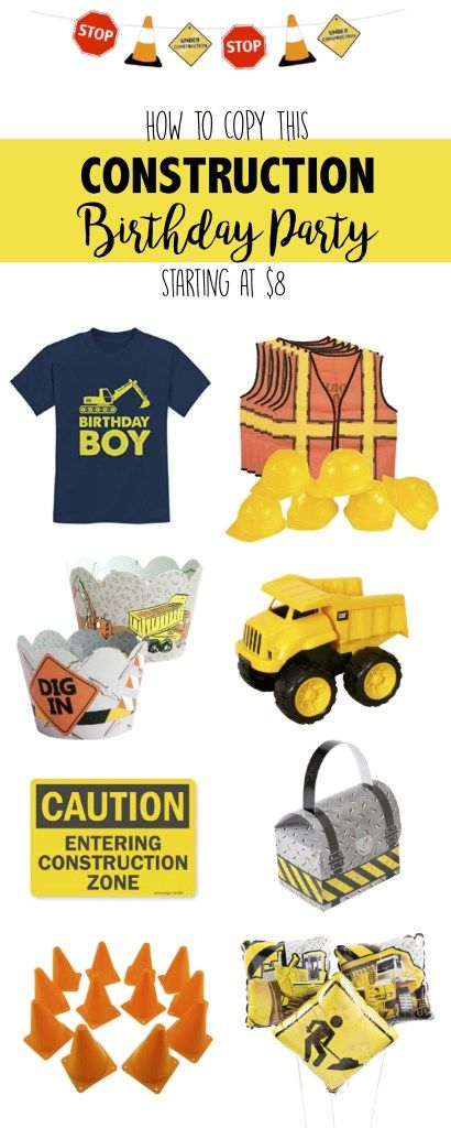 Construction Birthday Party Ideas, Cake, Games, Snacks, Food, Theme, Decorations, Invitations, Favors, Activities, DIY, Centerpieces, 2 year old, cupcakes, first, banner, outfit, signs, table, cookies, backdrop, boys, toddler, invites, crafts pictures, photo booth, desserts, goodie bags, 1st, balloons, two, supplies, inexpensive, cat, thank you, t-shirt, treats, simple, on a budget, yellow black theme, menu, front doors, gifts, background, Construction props, outdoor, candy, girl, hats…