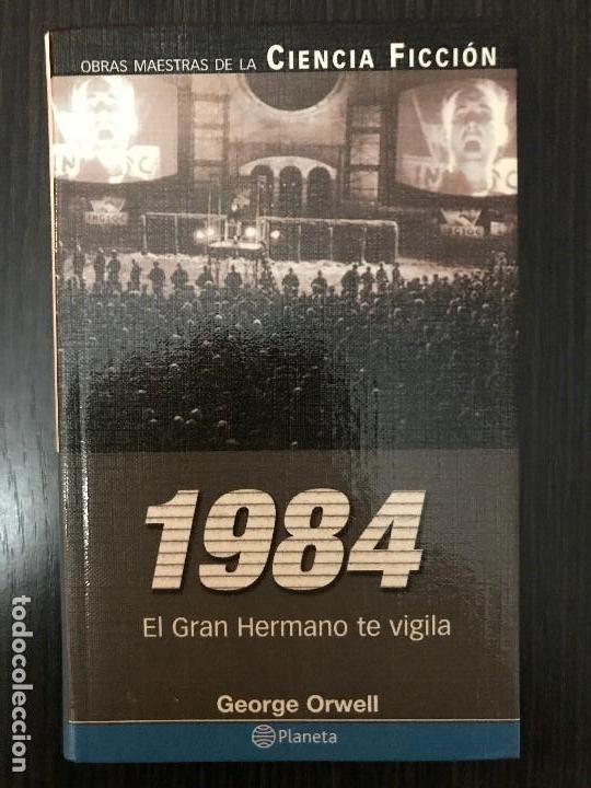 1984 - El gran hermano te vigila - George Orwell | Ciencia