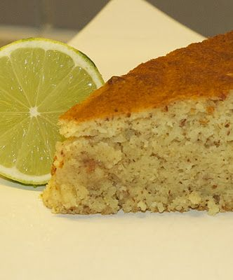 Low Carb Lemon Lime cake  LCHF for livsnytere - recipe in Norwegian - shout if you need a translation :0)