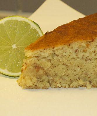 LCHF for livsnytere: Lchf Sitron og Lime Kake
