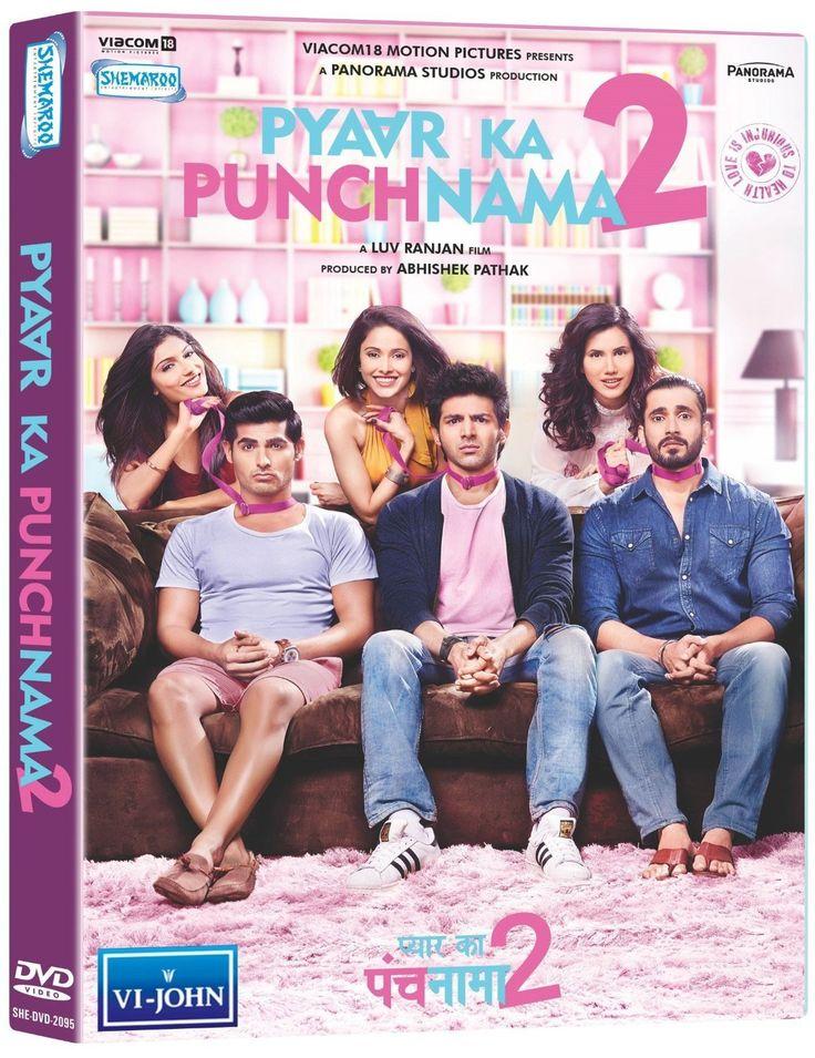 Pyaar Ka Punchnama 2: dvd