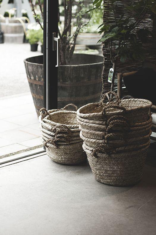 Baskets  I  Zetas Finsmakarens Trädgård