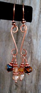 earrings - easily done!