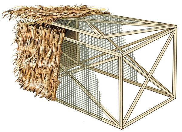 Skip the middleman and grass your boat or blind on the cheap. Buy in Bulk The Joseph M. Stern Co. (jstern.com) imports most of the raffia available here in the U.S. It