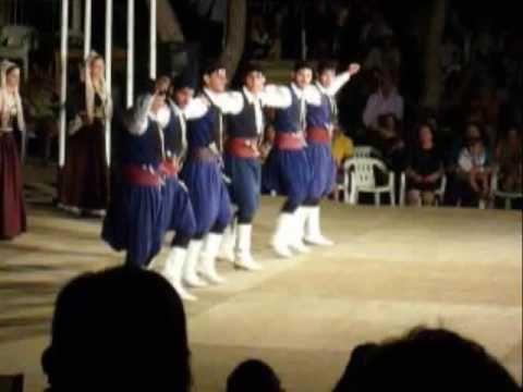 Crete - Folk Dancing