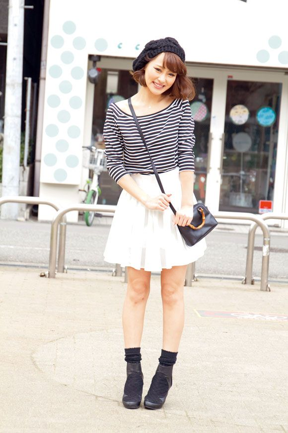 perfect japan spring outfits 2018