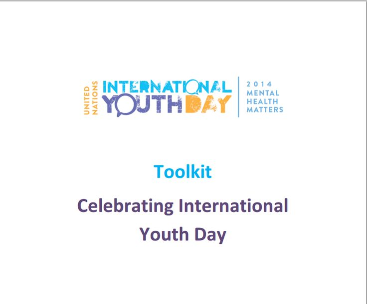 """United Nations """"Join our International Youth Day..."""""""