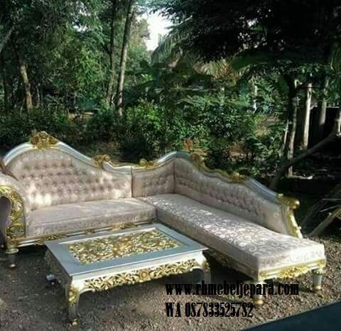 set kursi sofa sudut