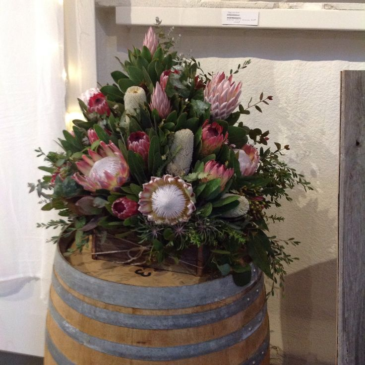 Feature Native Flower Arrangements