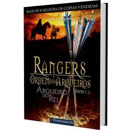 RANGERS ORDEM DOS ARQUEIROS 12 - ARQUEIRO DO REI #livros #fundamento #rangers #danielmoraes #bodasdepapel