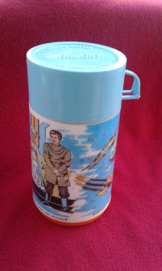 Buck Rogers Aladdin thermos  FREE SHIPPING by shanyannysnevanezers