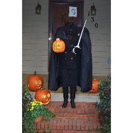Family Fun's headless horseman - may the the basis of the one that I like best