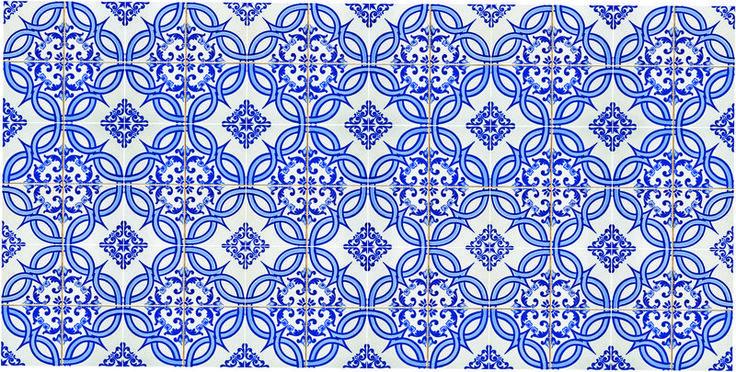 Kit estampa 14 do modelo Lisboa, resistente a riscos e limpeza com produtos químicos domésticos. 24 adesivos 15x15 cm cada, totalizando uma área equivalente a 45 x 120 cm.Ideal para decorar paredes, móveis, azulejos, portas, janelas, madeira, vidr...