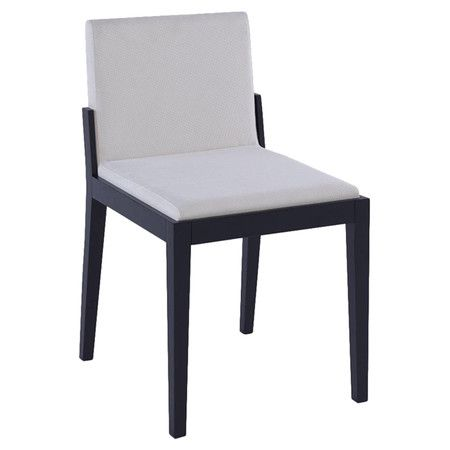 Morden Dining Chair in Off-White  at Joss and Main