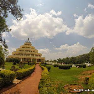 Vishalakshi Mantap at Art of Living Bengaluru