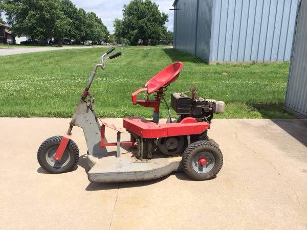 Heckendorn Riding Mower Garden Tractor Riding Mower Lawn