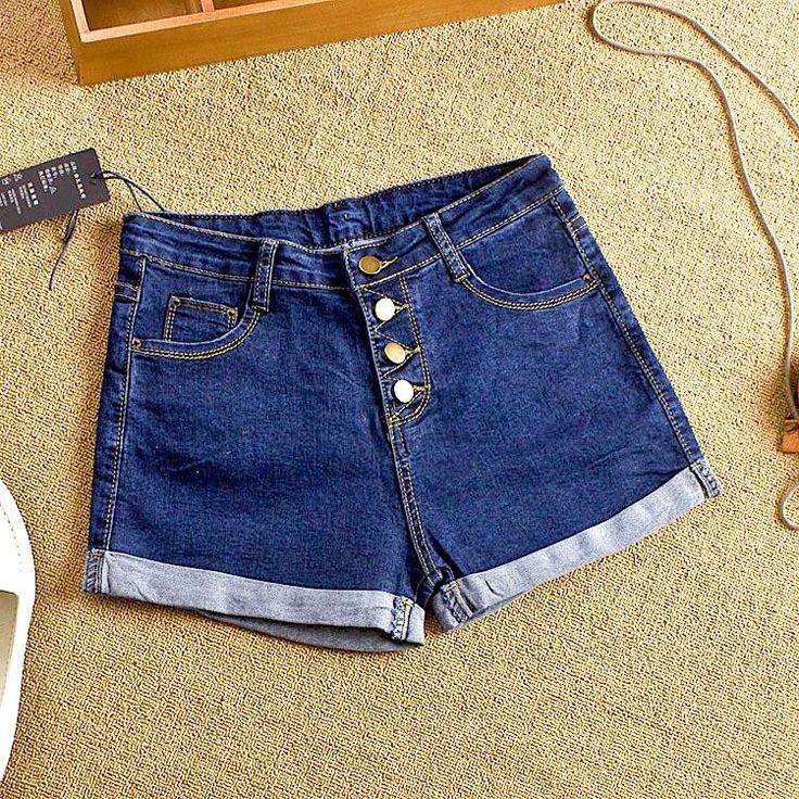 Aliexpress.com: Acheter Nouveau 2015 Summer femmes Jeans Shorts ...