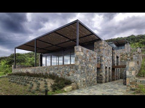 Gumus Su Villas in Turkey by Cirakoglu Architects