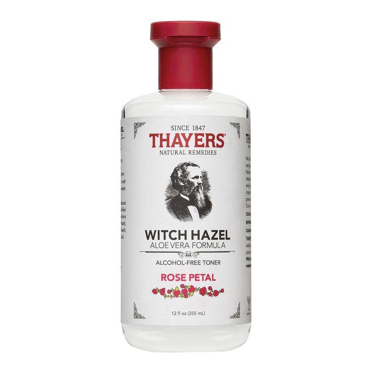 Thayers Witch Hazel Alcohol Free Toner – Rose Petal – 12 fl oz