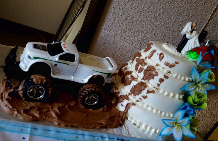 Audra's wedding cake