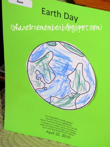 earth day poems for kids - photo #19