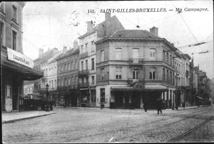 Saint-Gilles - Bruxelles - Ma Campagne