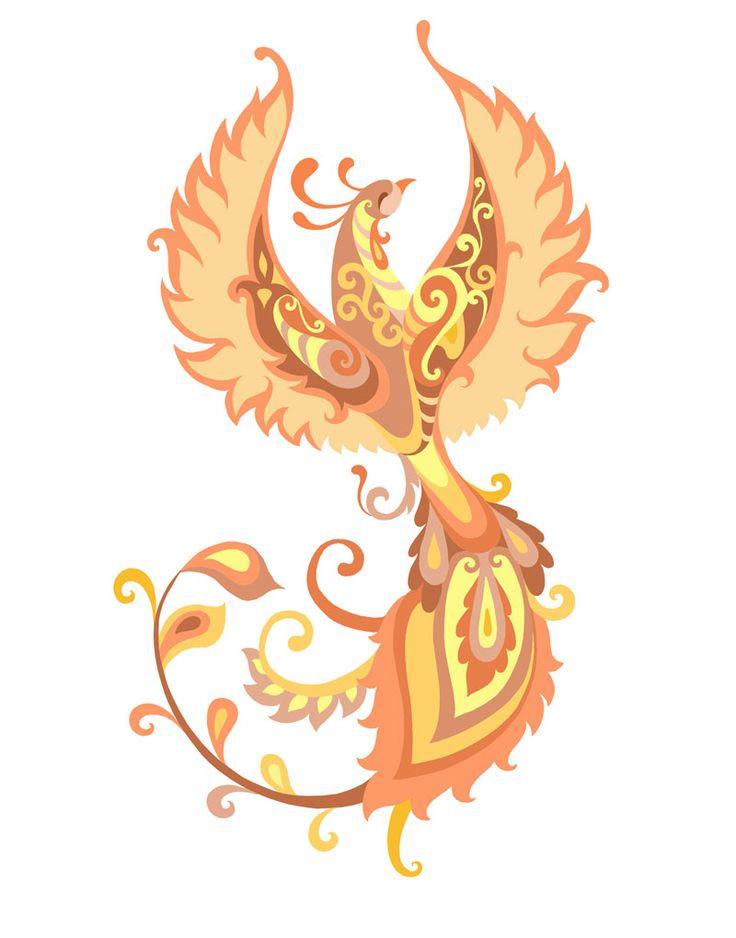 Жар - Птица v2 (Рисунки и