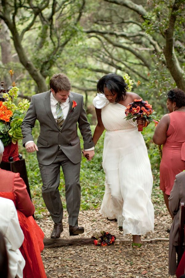 HE JUMPED THE BROOM WITH HIS BLACK WIFE. HE IS THE BEST WHITE MAN EVER. HOLY CRAP I AM GOING. TO CRY.