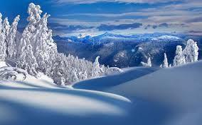 winter wallpaper snow