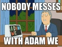 RIP Adam West. I will miss you on family guy.