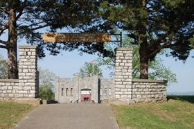 Fort D, Cape Girardeau, Missouri