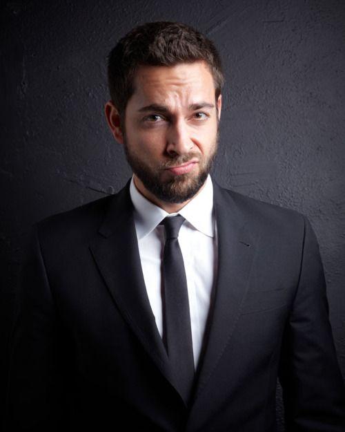 a lovely bearded man!:D