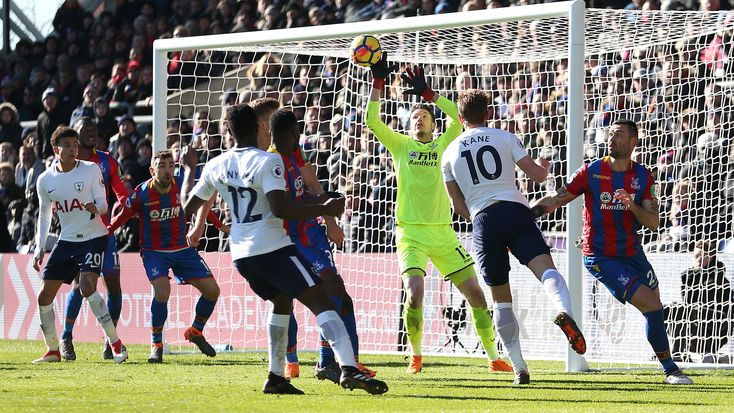 Crystal Palace 0 v Tottenham 1 – story of the match #News #ClubNews #composite #CrystalPalace #Football