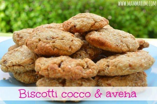 I biscotti cocco e avena di @CinziaTorri ci piacciono! #iDOloves