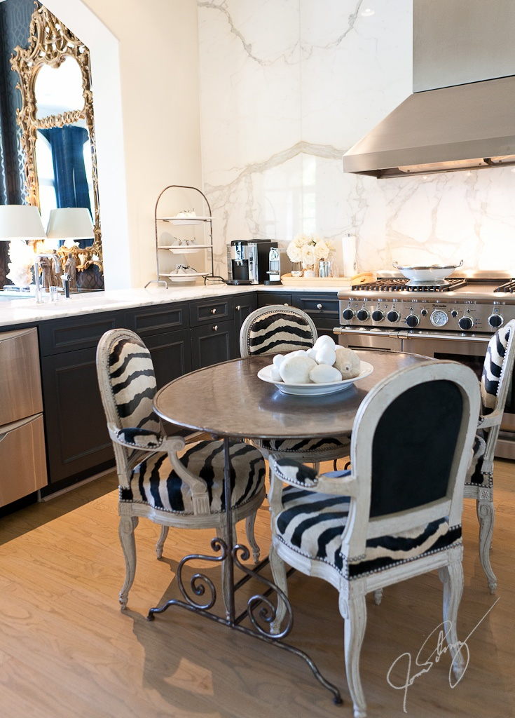 61 Best Renea Abbott Images On Pinterest  Family Rooms For The Simple Zebra Dining Room Chairs Design Inspiration