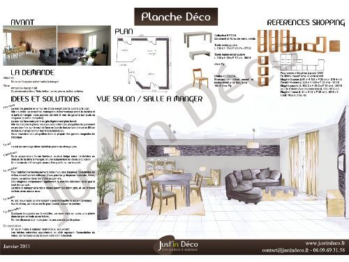 planche d co salon salle manger ambiance design loft couleurs naturelles layout. Black Bedroom Furniture Sets. Home Design Ideas