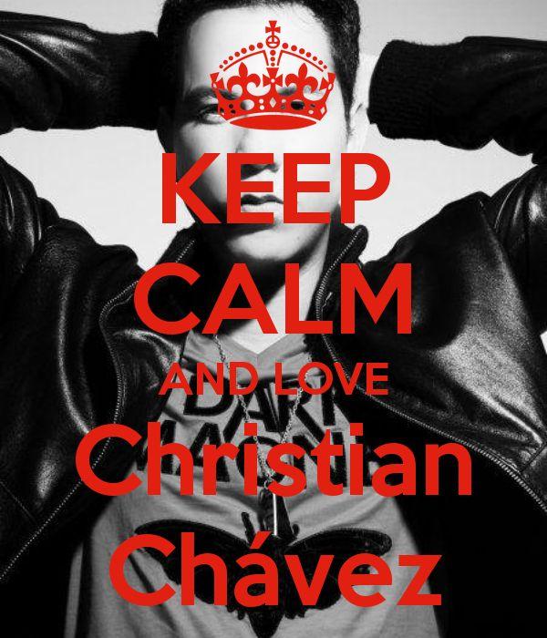 Keep calm: Christian Chávez (03)