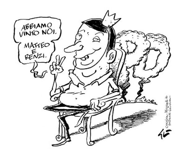 Il Nuovo inizio di Matteo… #Renzi #PD #renzisegretario