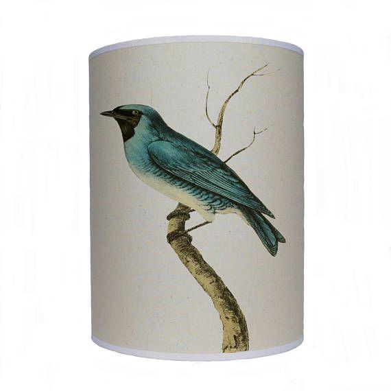 lamp+schaduw+/+licht+/+tegenhanger+licht+/+blauwe+vogel