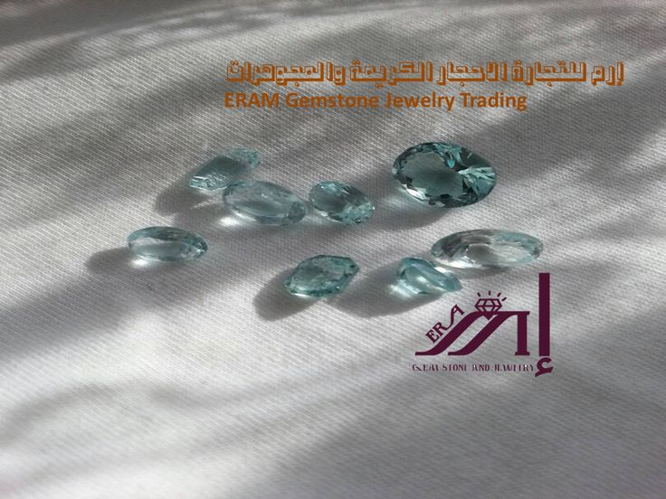 الزمرد الريحاني الاكومارين التنزاني طبيعي 100 Aquamarine Jewelry Pearl Earrings Pearls