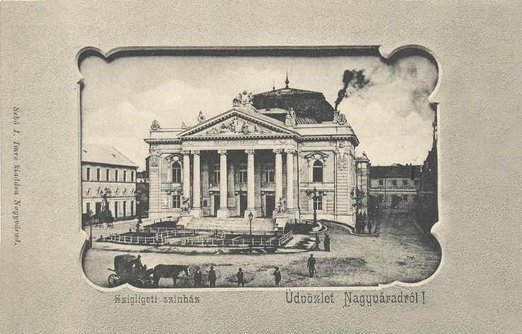 Szigligeti Ede Theater  1902