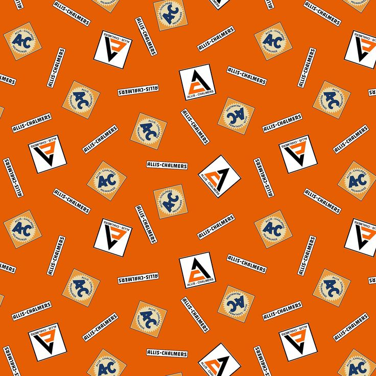 Big News: Allis Chalmers Fabric is Available!