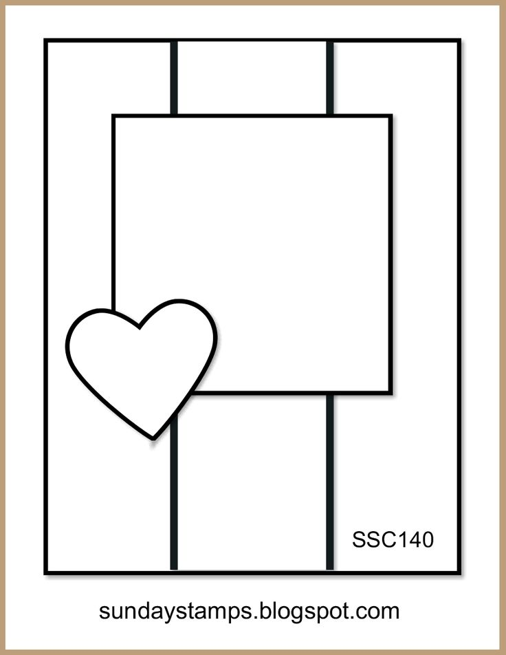 A big thank you to everyone who joined us last week for our color challenge. This week we have a fun sketch for you to play around with! We ...