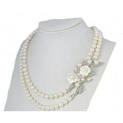 Colier Brilliant Pearl