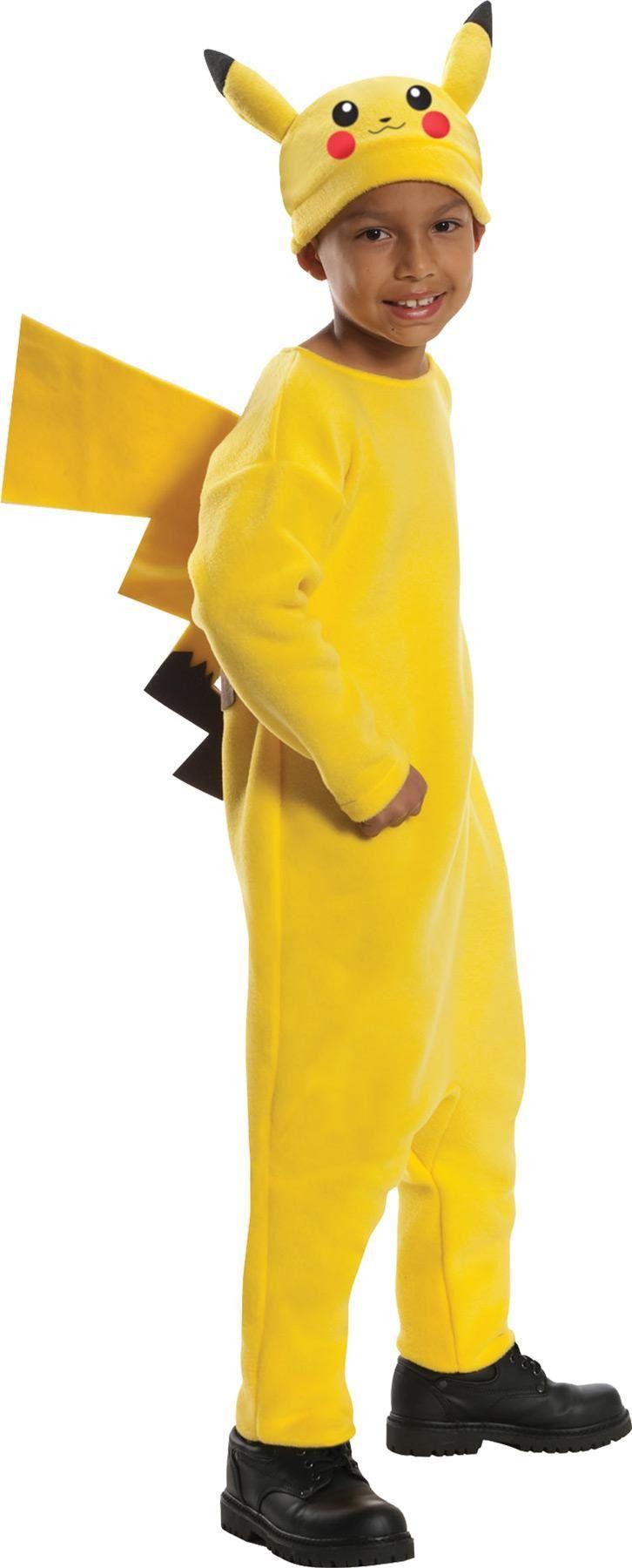 Pokemon Pikachu Child Medium