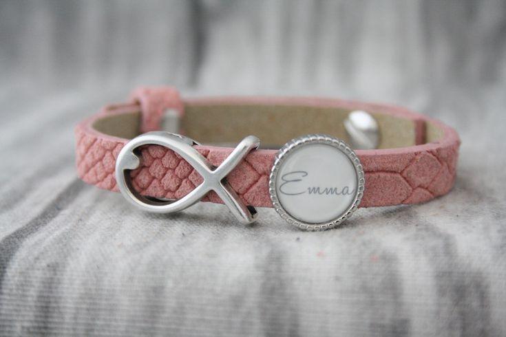 Armbänder - Armband Taufe / Kommunion - ein Designerstück von Schmuckwert bei DaWanda