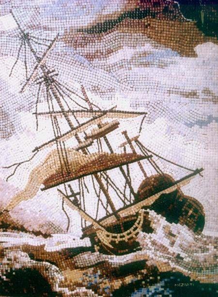 Inspirace a nápady na dekorace z mozaiky
