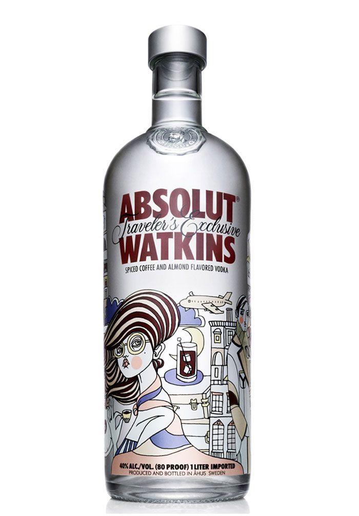 absolut vodka brand analysis Customer analysis in the marketing  customers of absolut are.